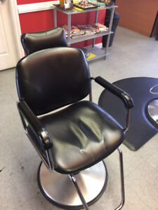 Chair for Rent in a Salon