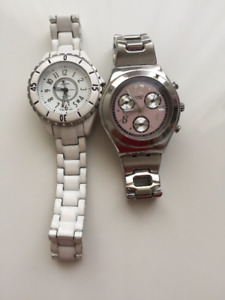 Swatch & Chanel Watches for Sale