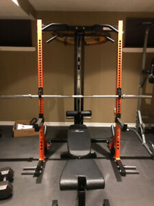 Full Home Gym Equipment