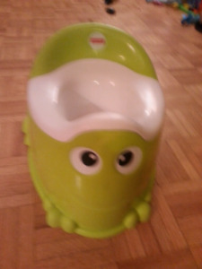 Toilet Training Potty, Froggy Fisher-Price