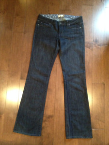"Designer jeans - 34"" and 36"" inseams"