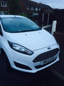 Ford fiesta1.2 style