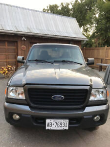2009 FORD RANGER SPORT 4X4 LOW MILEAGE