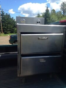 Commercial Stainless Cupboard