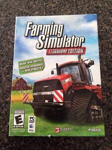 Farming Simulator Titanium Edition