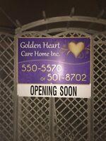Vacancies at Senior care home