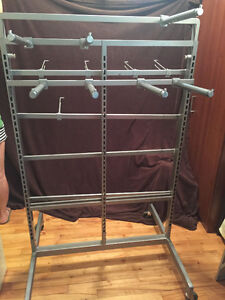 Modular Clothing Rack - Excellent Condition