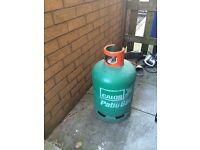 Patio gas full bottle