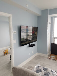 Tv wall mounting, tv mount included - Expert Service