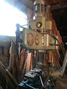 OOYA 1225H Radial Arm Drill Press Revelstoke British Columbia image 2