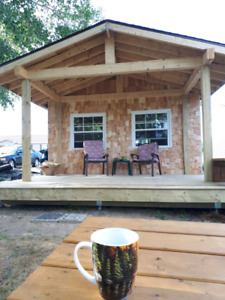 Cottage in Cocagne NB weekly rental