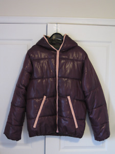 For sale: brand new ladies' spring/fall hooded bomber jacket