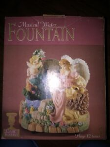 musical wayter fountain-good condition