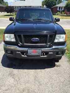 2004 Ford Ranger FX4 Lvl 2