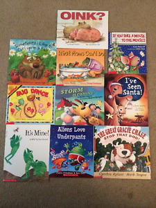 Set of 14 Various NEW Books for sale
