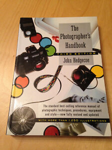 Livre «The Photographer's Handbook» - Hedgecoe