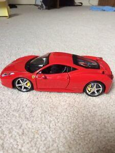 Ferrari 458 Italia Assembly Line Model Car  Kitchener / Waterloo Kitchener Area image 7