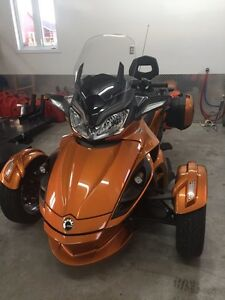 Can Am. Spyder. ST-Limited
