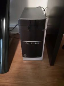 PC HP PAVILLON A10/ 1TB HDD/ 8GB RAM