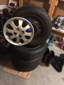 Winter Tires & Rims