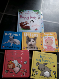 Baby/ young toddler books