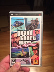 Grand theft auto Vice City Stories and Saw Movie