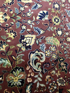 Handsome Silk Oriental Style Area Rug 260 x 160 cm SEE VIDEO