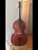 Upright bass (double bass/contrabass) - $900 OBO