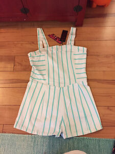 Striped Romper from Modcloth