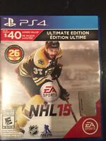 Selling nhl15 on ps4