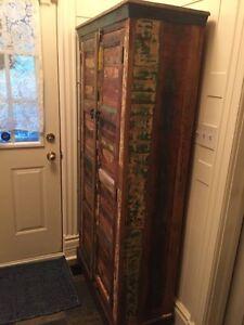 Reclaimed rustic cabinet  Cambridge Kitchener Area image 1