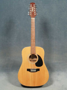 Mint condition 12-string vintage Takamine guitar ** REDUCED