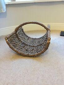 Log Burner log basket