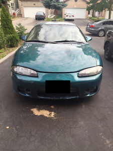 1997 Mitsubishi Eclipse GS Coupe (2 door)