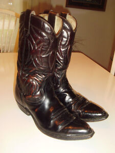 Leather Boots Kawartha Lakes Peterborough Area image 1
