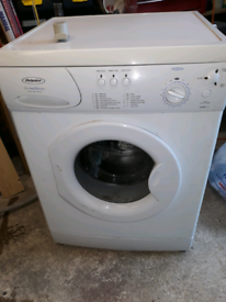 Hotpoint First Edition WMA II