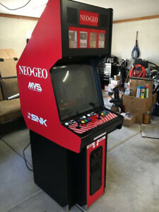Looking to buy a few arcade machines lets see what you got!