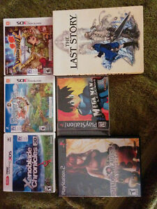 Selling some rare games