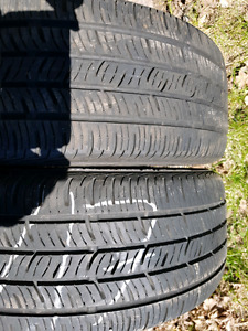 205/50R17 Continental tires