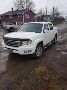 2012 Honda Ridgeline VP Pickup Truck