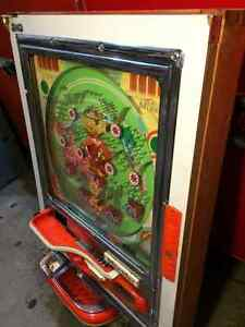PACHINKO CHINESE PINBALL MACHINE MAN CAVE SLOT MIZUHO MACHINE Edmonton Edmonton Area image 5