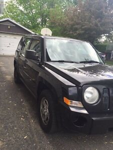 Jeep Patriot 2008 Manuel