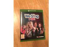 We Sing karaoke mic Xbox game