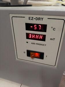 FTS Systems Inc EZ-Dry EZ150R Freeze Dry System Cold Trap