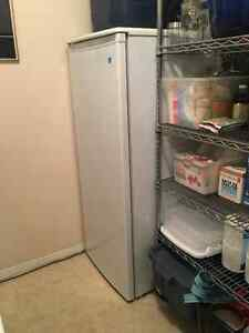 Moving must sell.    Danby 8.5 cu. ft.upright freezer