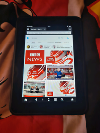 "Amazon Kindle Fire HD 7"" 16GB"