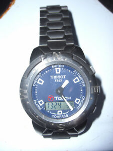 Tissot T Touch watch