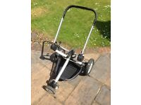 3 in 1 push chair, pram and car seat -offers accepted