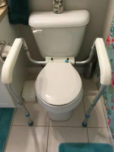 Toilet Safety Bars