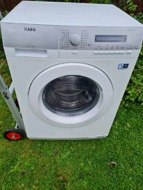 Aeg 7kg washing machine